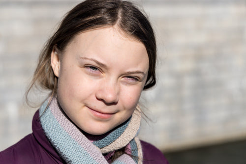 Climate Activist Greta Thunberg Doesn't Buy New Clothes