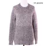 Banana Republic grey sweater