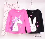 unicorn shirt bunny shirt