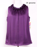 Purple Anne Klein Top