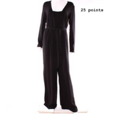 Just Fab black jumpsuit