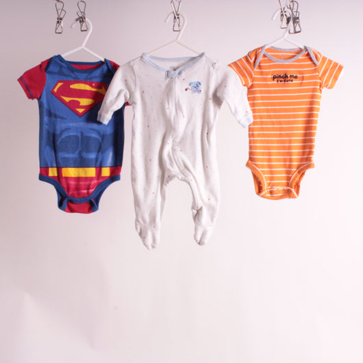 Carter's & Superman & First Moments