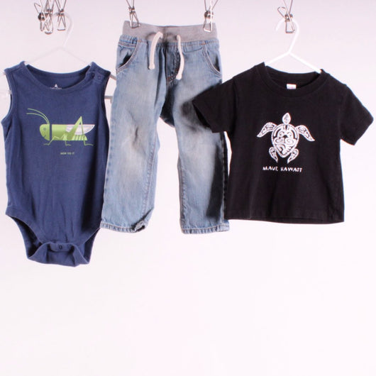 Baby Gap & Old Navy &  Cotton Heritage
