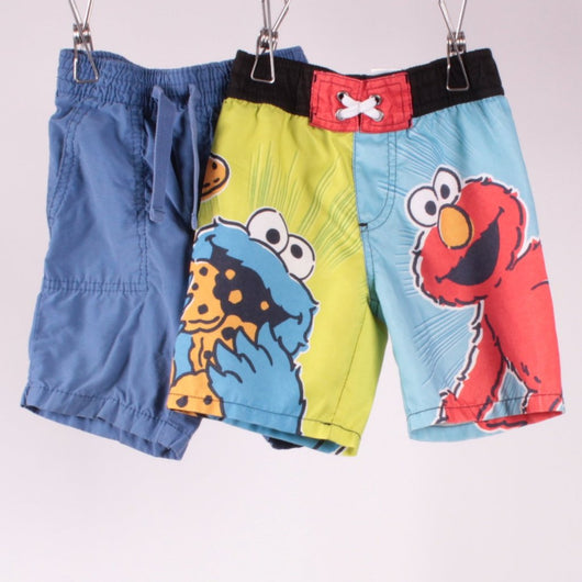 Old Navy and Sesame Street