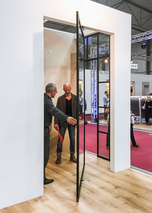 Portapivot 6530 XL at the FOR ARCHI fair in Prague by Dorsis