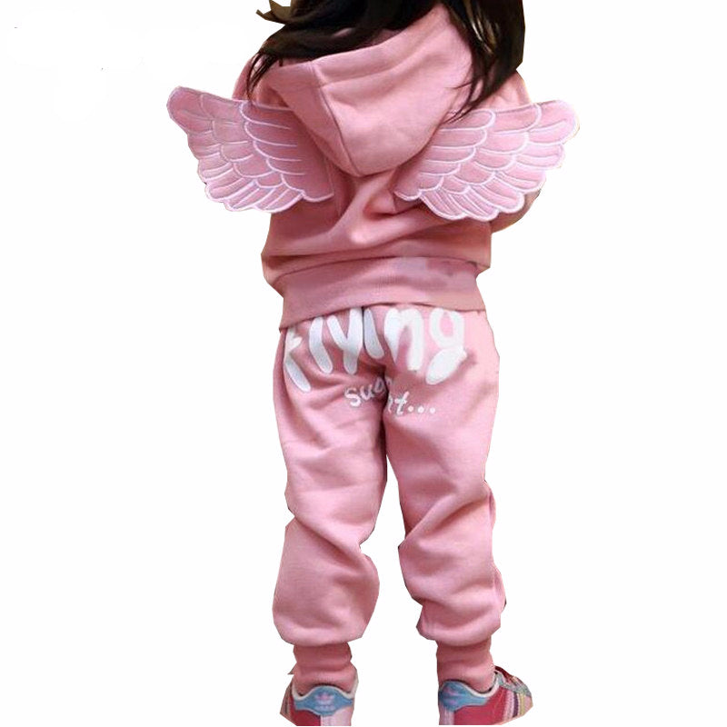 Angel Wings Set for Babies & Toddlers