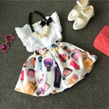 Chic Dress For Toddler Girl