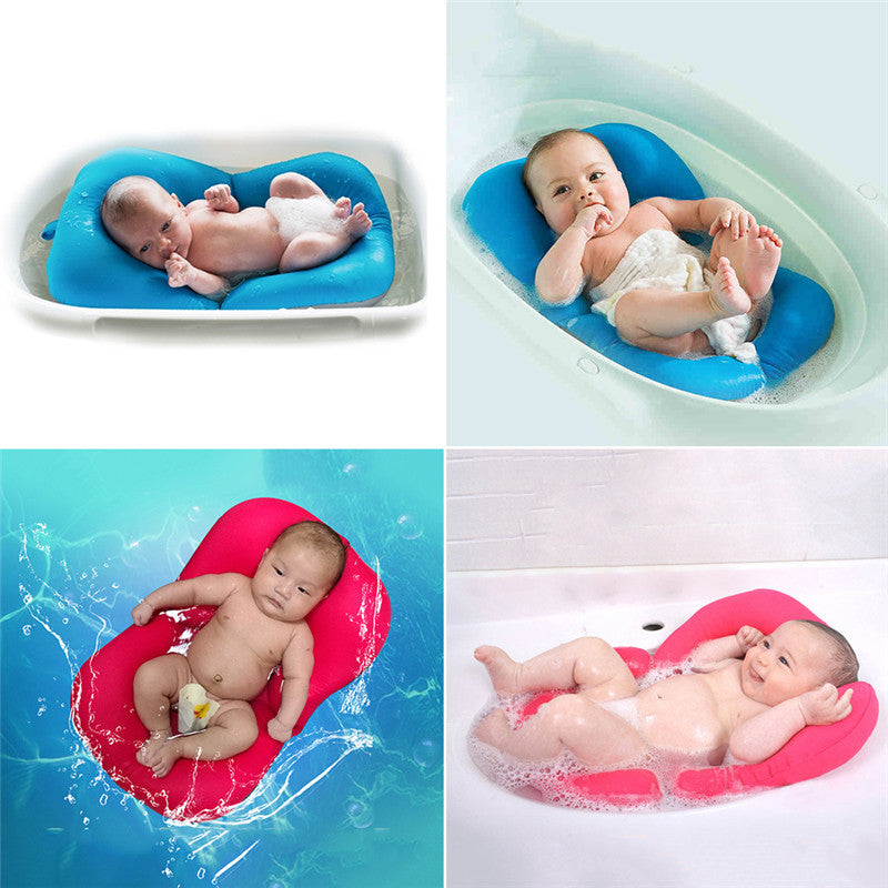 BabyBathie™ - The relaxing baby Bathtub pillow – Boho Baby