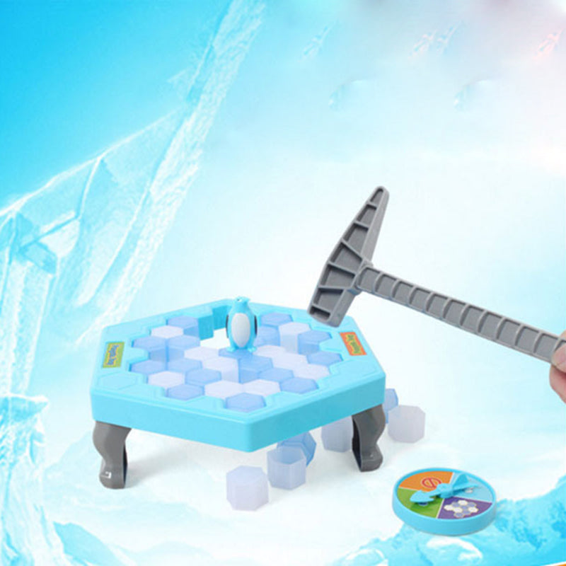 PenguinTrap - Save The Penguin The Ice Breaking Puzzle