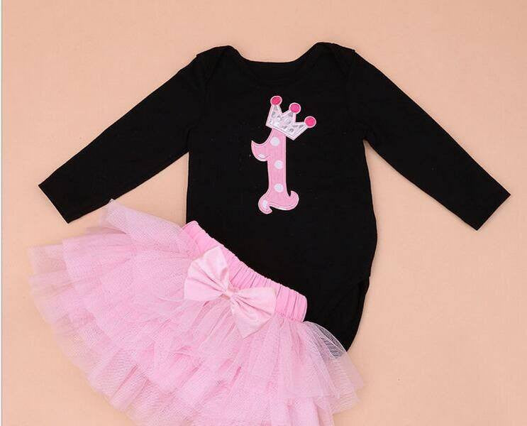 Queens- Baby Girl Clothing Set