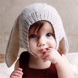Funny Rabbit Ears Hat For Baby