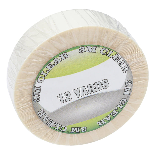 GEX 3M Clear Double Side Hold 12Yards x 3/4'' Tape Roll - GexWorldwide
