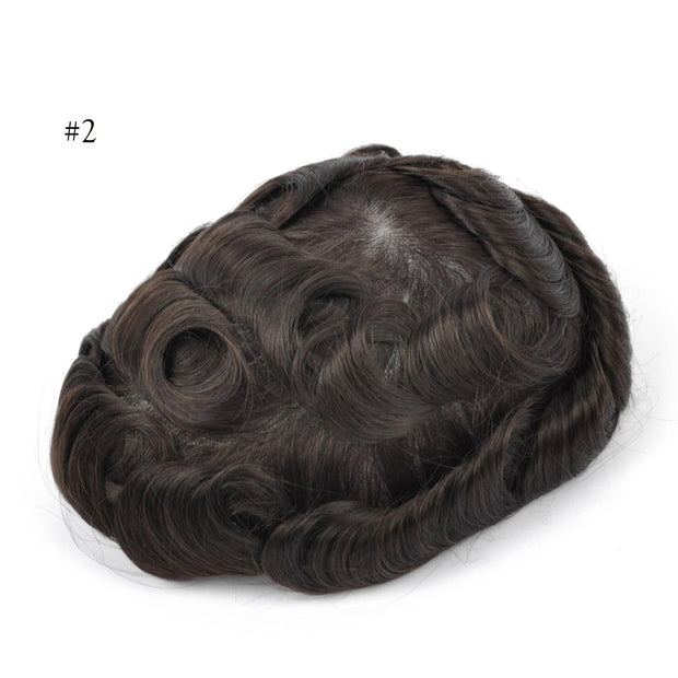 GEX Ombre Lace Front Synthetic Wig Blue Ombre Color - GexWorldwide