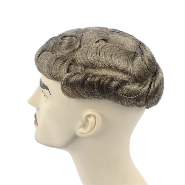 GEX Mens Toupee Hairpiece Swiss Lace Hair Systems 2020# - GexWorldwide