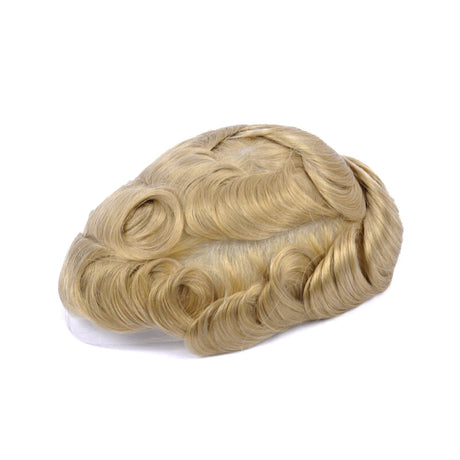 Gexworldwide Mens Toupee Hairpieces Wig Making Head