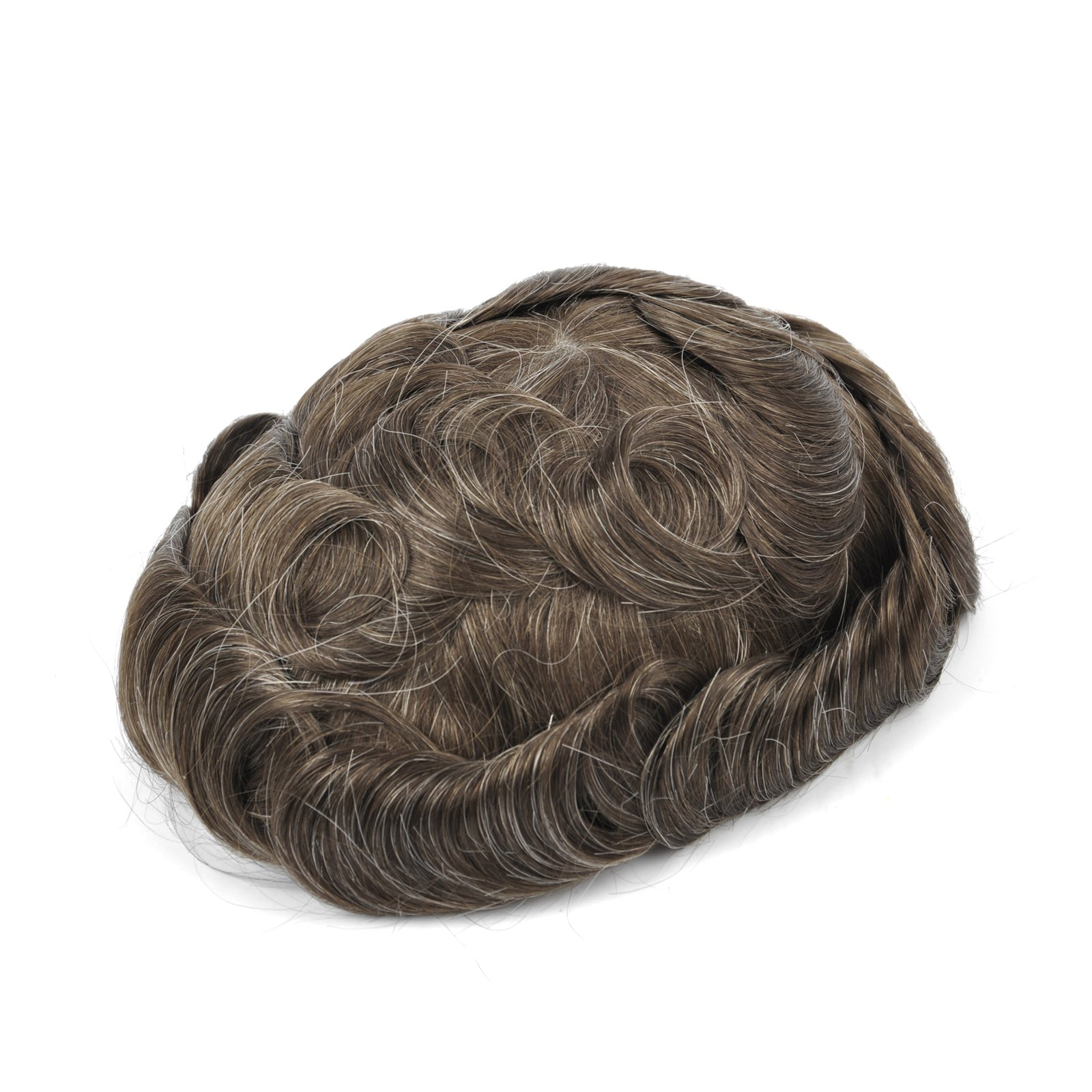 5206b5c78b3 GEX Mens Toupee Hairpiece Swiss Lace Hair Systems 520#