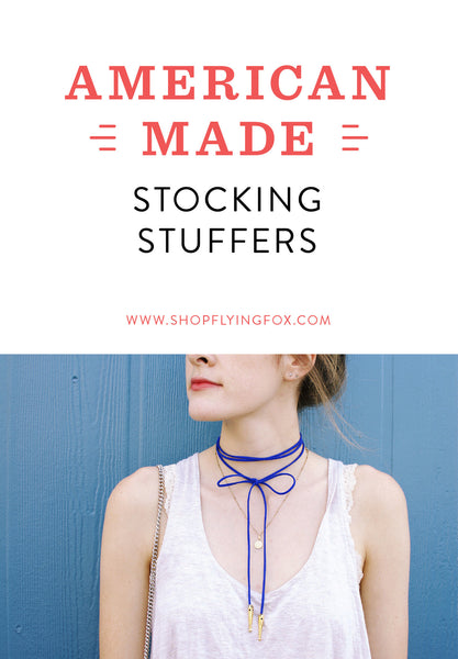 American-Made Stocking Stuffers