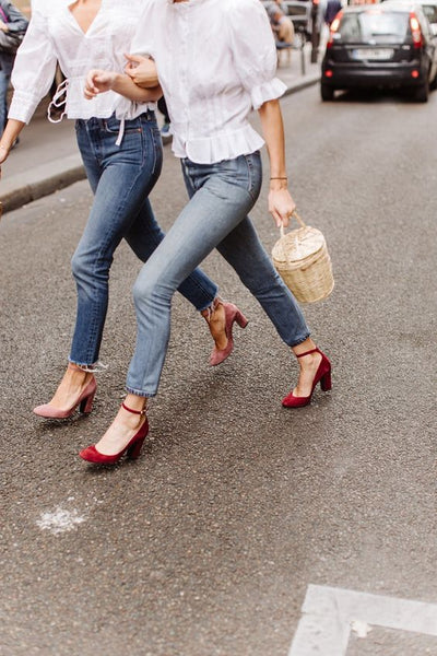 10 Chic Ways to Wear Denim - Flying Fox