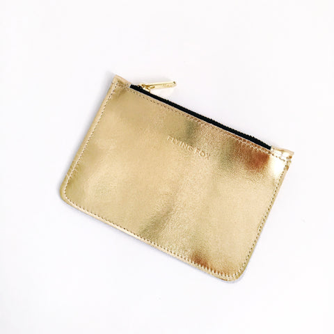 Sophie Shimmering Pouch