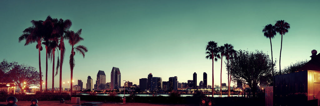 San Diego, our new home.... :)