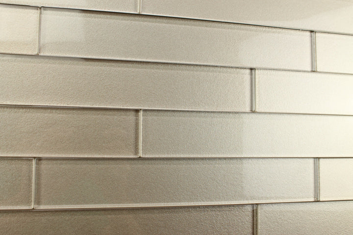 Elements Coral 2x12 Glass Subway Tiles - rockypointtile-ca