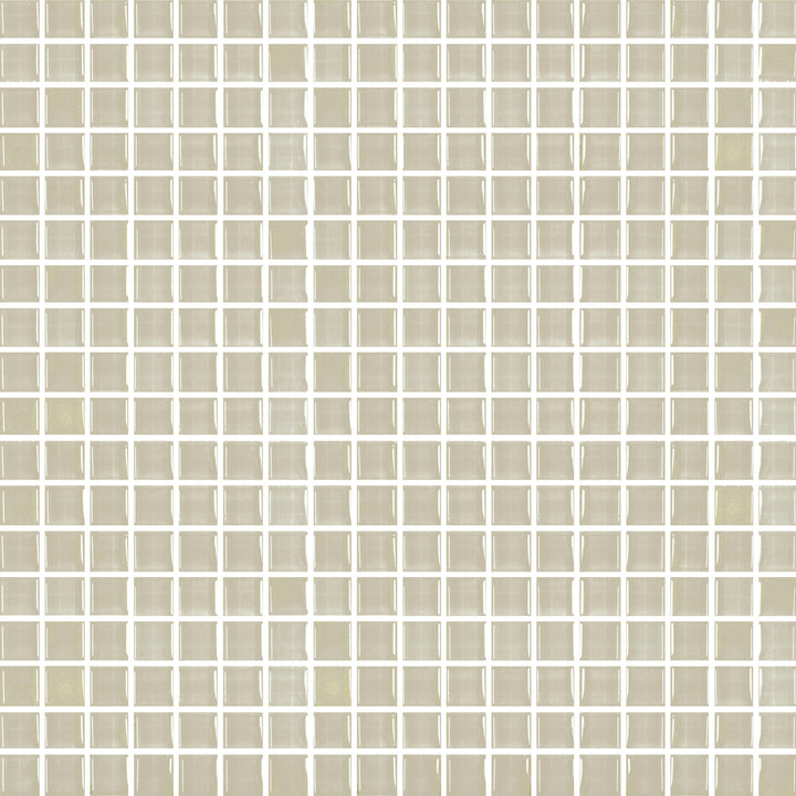 Harmony Moka 5/8 x 5/8 Recycled Glass Mosaic Tiles - rockypointtile-ca