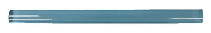 Infinity Blue Glass Pencil Trim - rockypointtile-ca