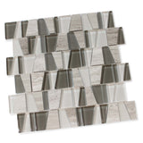 Trap Portobello Stone and Glass Mosaic Tiles - rockypointtile-ca