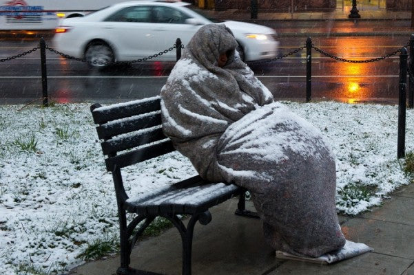 The need for blankets has increased as cold Winter temperatures set in -  Catholic Charities of Northern Nevada