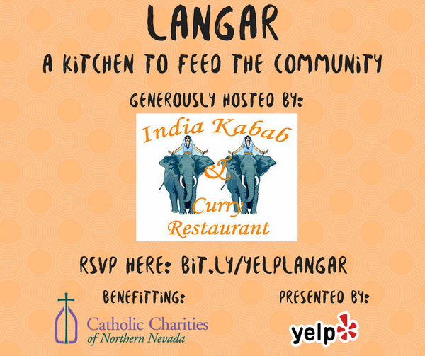 Local Restaurant Hosting Fundraiser for Catholic Charities