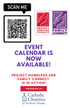 Project Homeless and Family Connect Pop-up Events