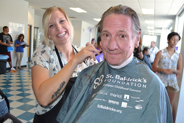 Heartfelt haircut from Catholic Charities of Northern Nevada