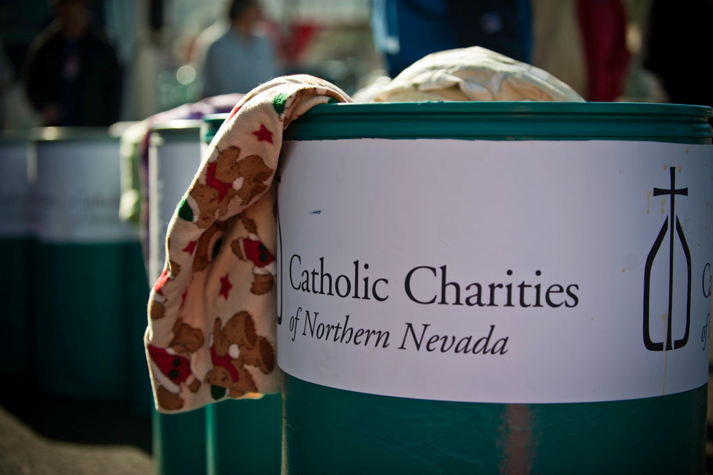 Donate to Catholic Charities of Northern Nevada
