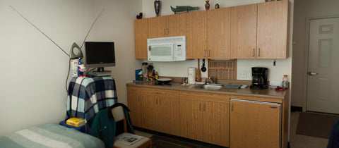 Crossroads Housing interior