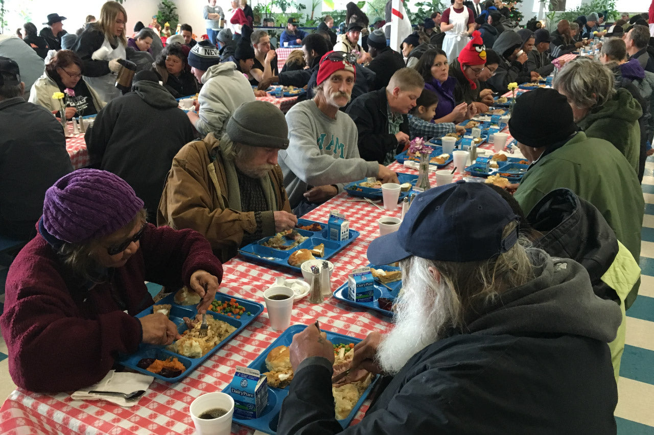 Free Christmas Dinner In Downtown Reno 2020 St. Vincent's Dining Room in Reno, NV   Catholic Charities of