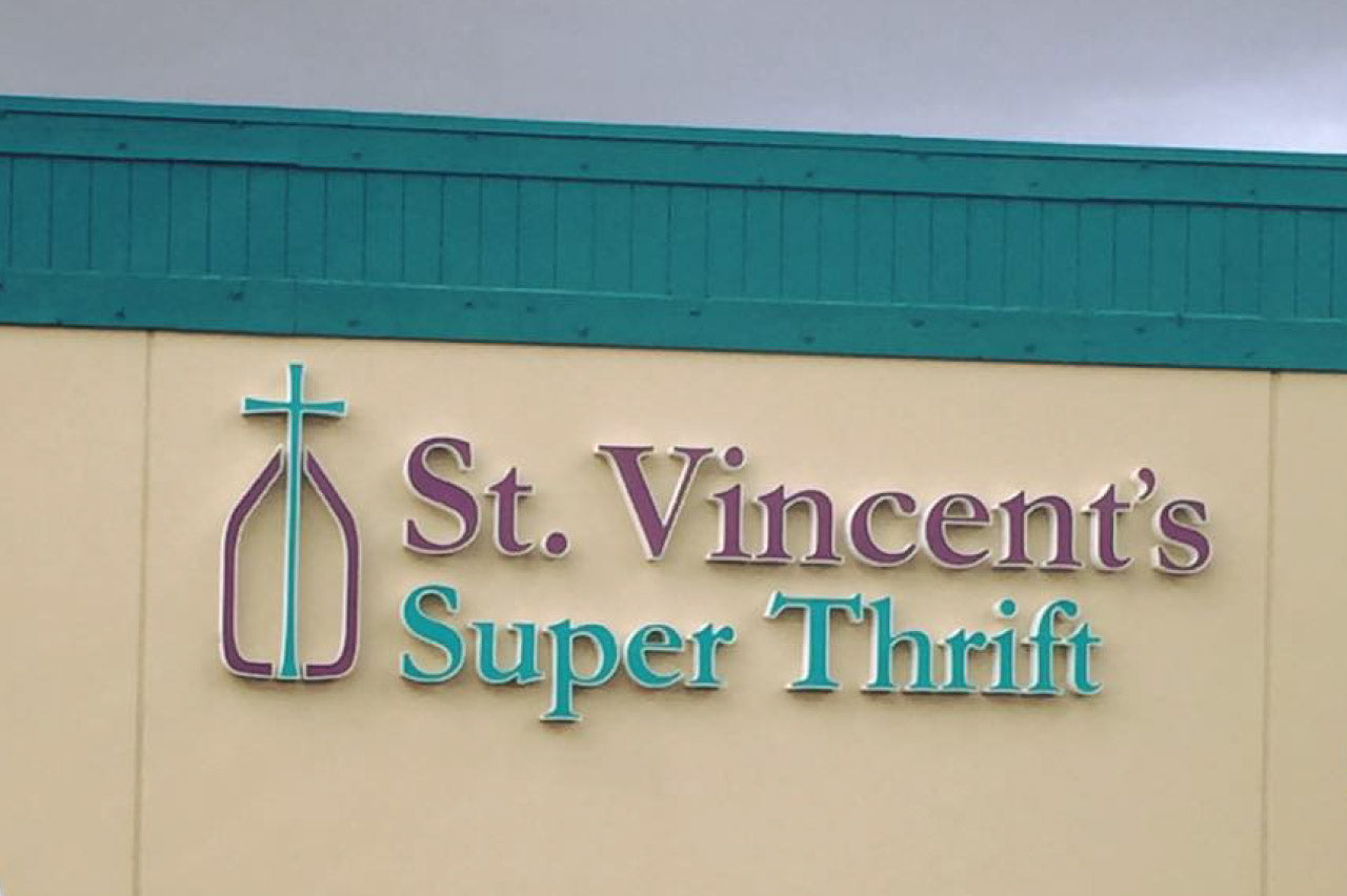 St. Vincent's Super Thrift