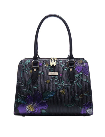 Serenade Beverly Hills Collection Monet leather bag