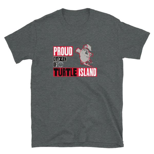 Proud Citizen of Turtle Island