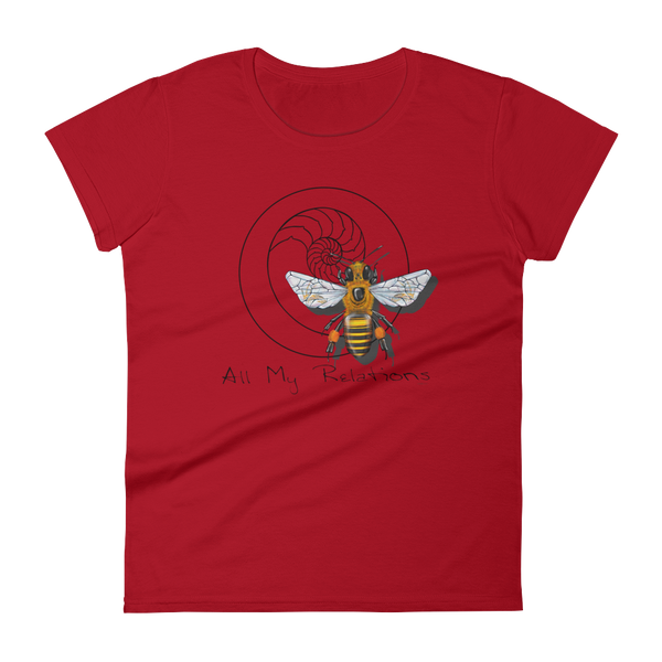 Women's Sacred Honey Bee