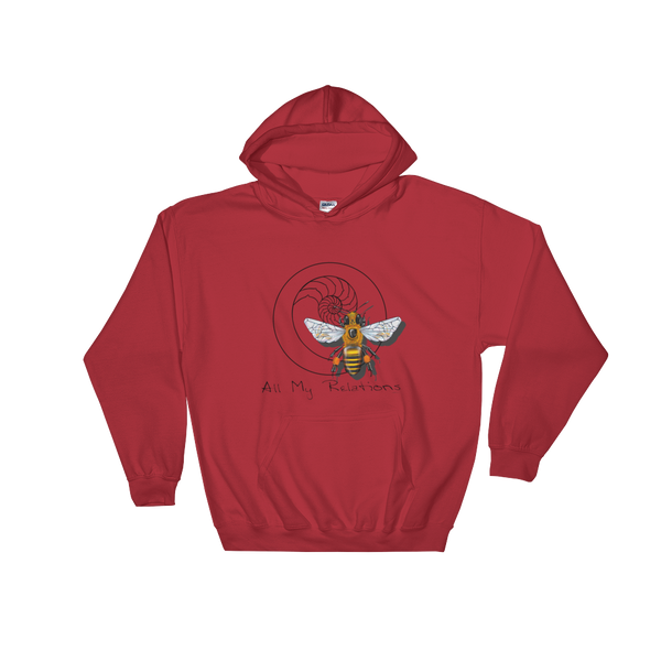 Sacred Honey Bee Sweatshirt