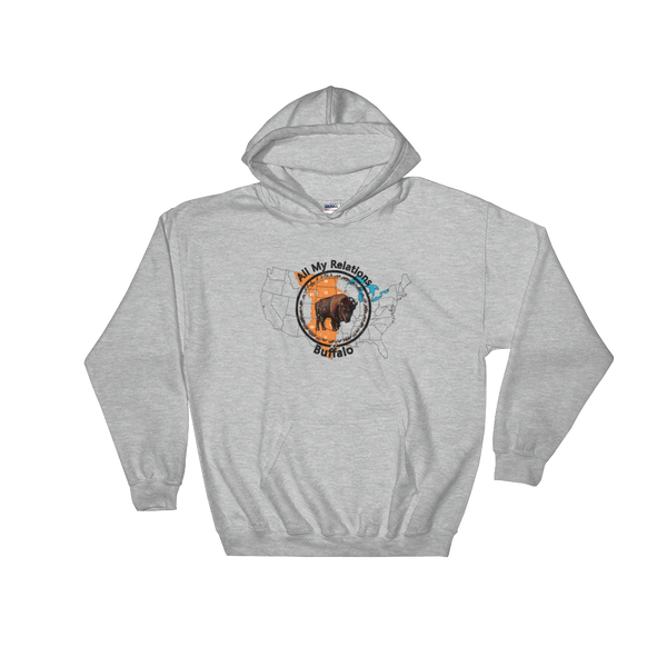 Where the Buffalo Roam Sweatshirt