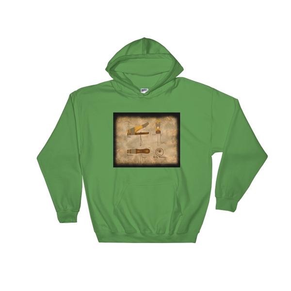 Halibut Hook Sweatshirt