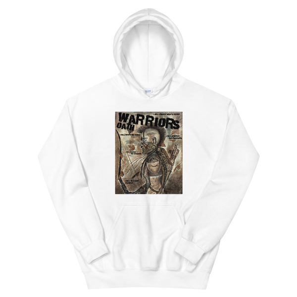 Warriors Oath sweatshirt