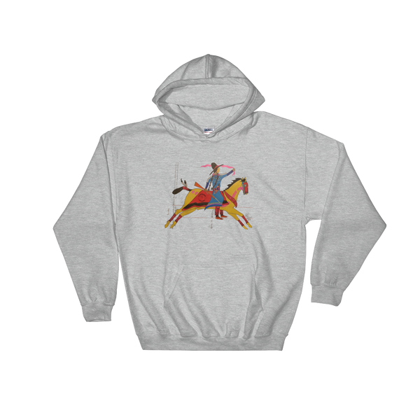 Blackfoot Warrior Woman Sweatshirt