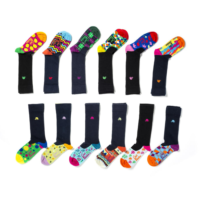 NEW All Stars Socks (12 Pairs) - Quiet Rebellion Australia