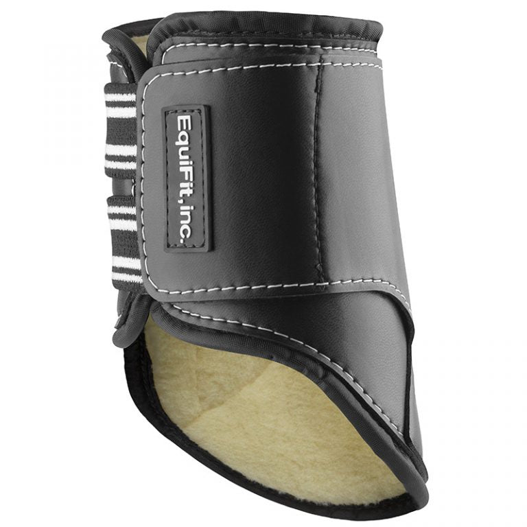 EquiFit MultiTeq Hind Boots w/ Sheepswool Lining