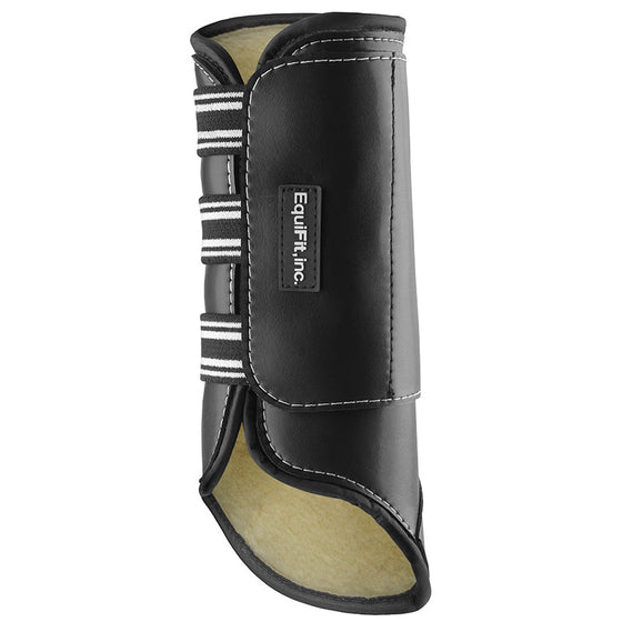 EquiFit MultiTeq Tall Hind Boot w/ Sheepswool Lining
