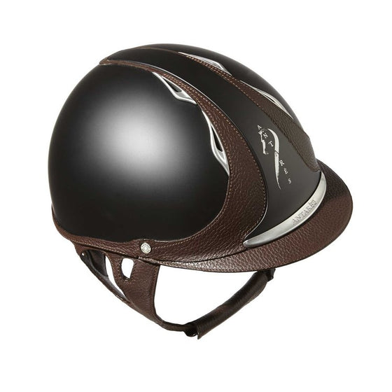 Antarès Reference Black / Brown Helmet (102)