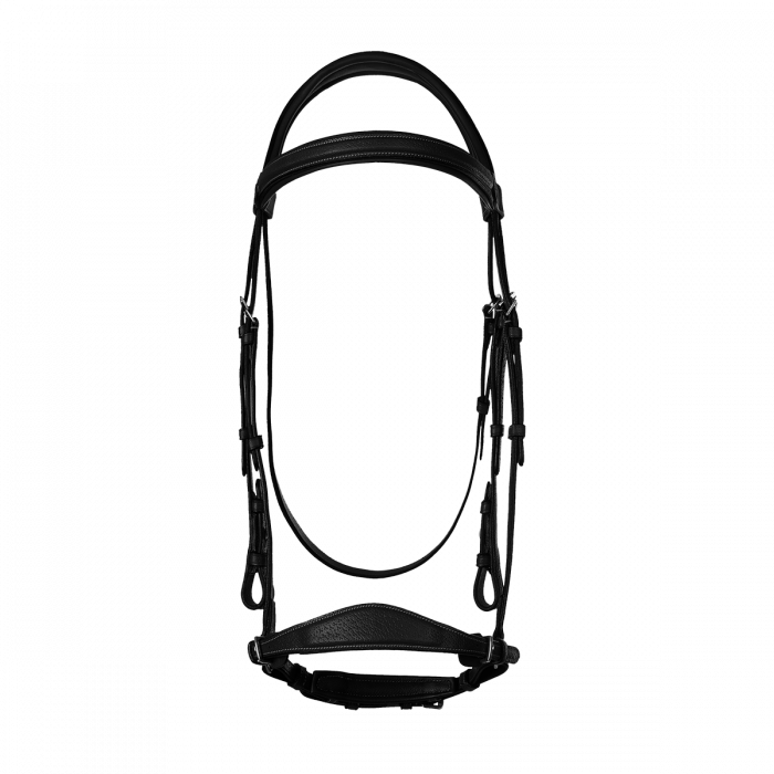 BUTET Dropped Noseband Bridle