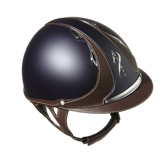 Antarès Galaxy Blue / Brown Helmet (108)